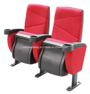 Cheap Home Cinema Movie Theater Concert Hall Chair (2010) pictures & photos