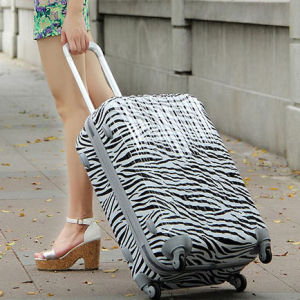 The Printed Fashion Luggage