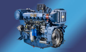 6 Cylinder Diesel Engine (226B series)