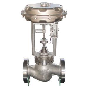 Pneumatic Diaphragm Globe Control Valve K301