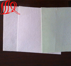 Pet Short Fiber Nonwoven Geotextile/ Non Woven Fabric pictures & photos