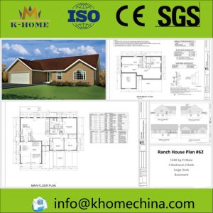 Modern Prefabricated House Design Plans pictures & photos