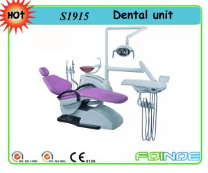 S1915 CE Approved Chinese Dental Unit pictures & photos