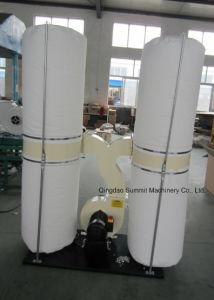 Two Bag Dust Collector Dust Filter Dust Extractor Air Filter pictures & photos