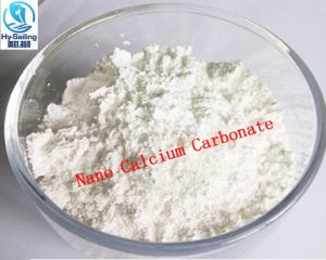 Nanometer Calcium Carbonate Special for Automotive Primer, Plastic Sol pictures & photos