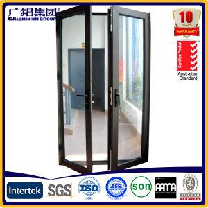 Aluminium Glass Door Panel Door pictures & photos