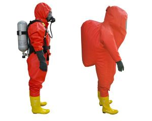 2015 New Design/Solas Approved Cheap Chemical Protective Suit pictures & photos