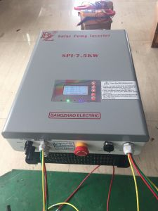 Solar Pump Invertor 3.7kw with AC Input for Irrigation Pumps pictures & photos