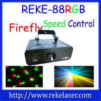 500mw RGB Firefly Speed Control Motor Laser Light