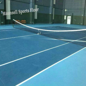 Good Quality Plastic Vinyl Tennis Flooring pictures & photos