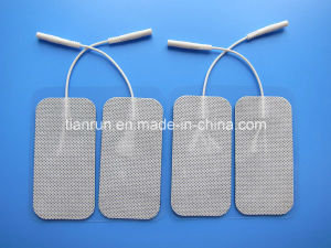 Tens Electrode, Rectangle Shape, 40*80mm pictures & photos