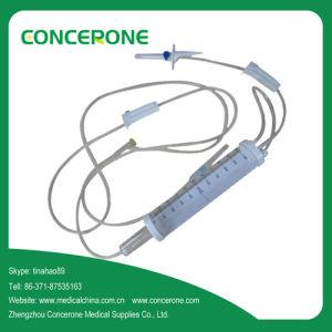 Disposable Burette Pediatric IV Infusion Set 100ml/150ml pictures & photos