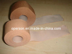 Comfortable Rayon Sports Tape with Micropore Adhesive pictures & photos