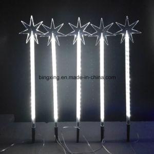 LED 5 PCS String Meteor Light for Garden Wedding Decoration