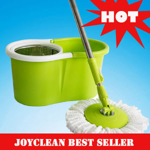 Joyclean New PP Material Hand Pressing Dust Mop (JN-201B) pictures & photos
