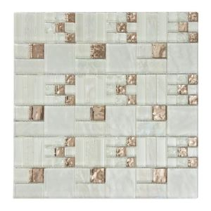 Hot Sale Products Glasss Mosaic Floor Tile pictures & photos