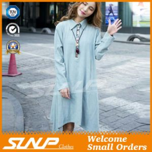 Pure Color Loose Long-Sleeved Clothing