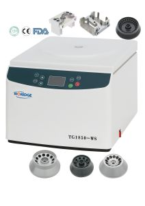 Desktop High Speed Medical Centrifuge (TG1850-WS) pictures & photos
