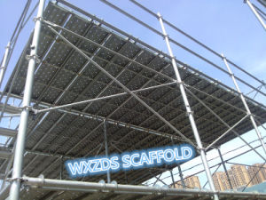 Zds Japanese System Scaffolding/Construction Equipment pictures & photos