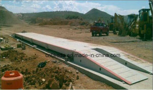 80ton Weighbridge with Ramps pictures & photos