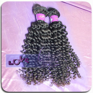 Top Quality Unprocess Full Ends Virgin Brazilian Human Hair Weaves