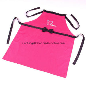 Promotional Cotton Kitchen Apron with Logo pictures & photos