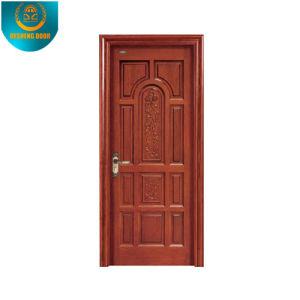 Interior Swing Solid Wooden Door pictures & photos