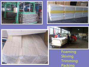 PE Foam Panels Sheet pictures & photos