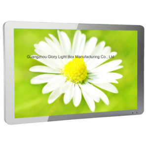 Hotel or Restaurant Advertising LCD Screen Display pictures & photos