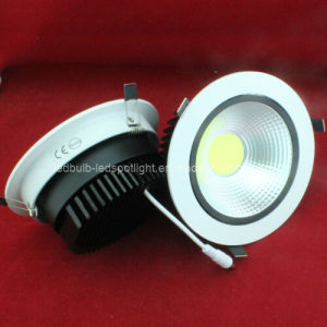 Good Quality 5W 10W 15W 20W 25W 30W 40W LED Down Lamp Lighting (COB) pictures & photos
