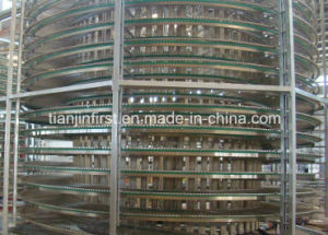 Spiral Cooling Tower for Bread/Cake/Pastry/Pita/Pizza pictures & photos