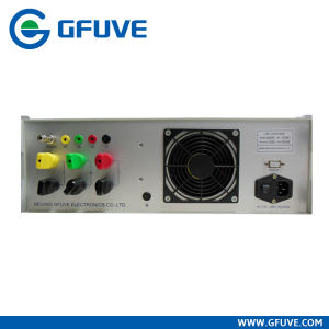 Power Plant Portable Three Phase Standard Source with 120A Current Souce and 500V Voltage Source pictures & photos