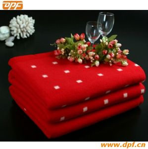 High Quality Wool Blanket (DPF2653) pictures & photos