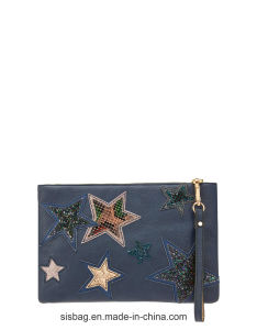 New Fashion Cartoon Pattern Purse Bag PU Ladies Cosmetic Bag pictures & photos