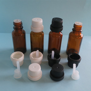 Plastic Cap and Dropper for Bottles pictures & photos