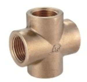 Brass Fittings Copper Tee Copper Tb-14 pictures & photos