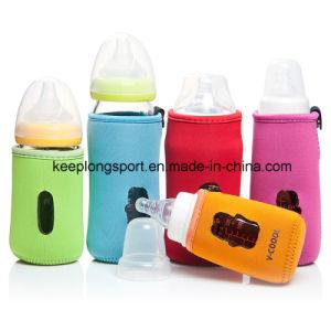 New Deisgn Custom Neoprene Baby′s Bottle Holder, Neoprene Baby′s Bottle Cooler Bag pictures & photos