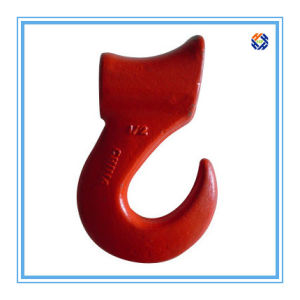 OEM Forged Hook for Crane Part by Forging Process pictures & photos