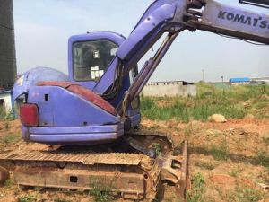 Cheap Original Used Komatsu PC75 Excavator for Sale pictures & photos