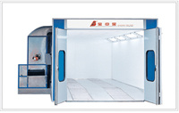 Auto Spray Booth Painting Booth with Easy Working pictures & photos
