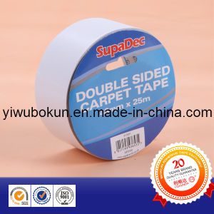 ISO SGS Certified Double Sided Transluscent Tapes (Tissue Carrier Coated With Acrylic Adhesive) pictures & photos