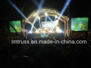 Professional LED Stage Light and Stage Truss/Truss for Stage pictures & photos