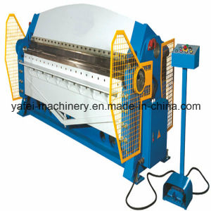 Steel Sheet Metal Hydraulic Bender/Duct Folding Equipment pictures & photos