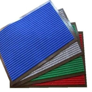 Ribbed PVC Indoor Carpet Mat pictures & photos