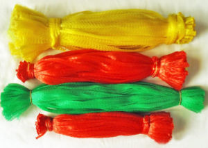 Fruit/Vegetable Packing Plastic Net Bags pictures & photos