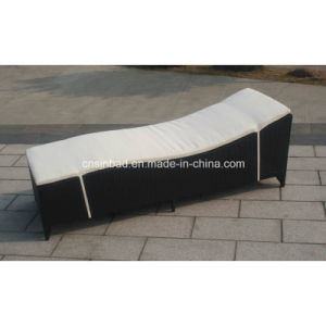 Rattan Lounge for Outdoor / Garden with Aluminum / SGS (7110) pictures & photos