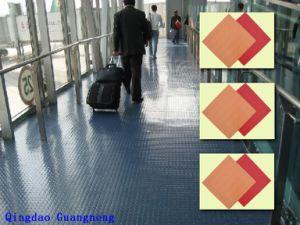 Gym Rubber Flooring, Anti-Slip Hospital Rubber Flooring, Indoor Anti-Fatigue Rubber Matting pictures & photos