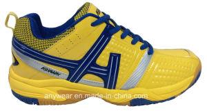 Men Outdoor Sports Squash Footwear Court Badminton Shoes (815-8117) pictures & photos