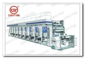 High Speed Plastic Gravure Printing Machine (CWASY-8600B-81000B) pictures & photos