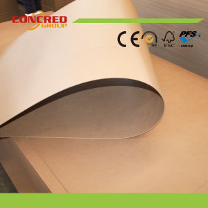 E2 Furniture Plain MDF Board / Raw MDF Sheet pictures & photos